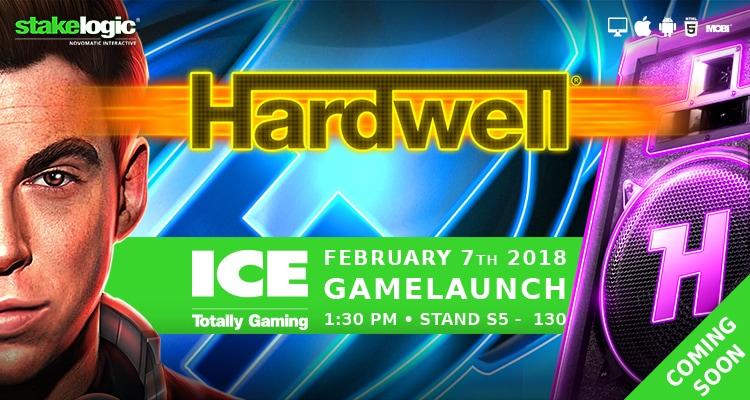 Stakelogic to reveal dj hardwell at ice 2018 stakelogic stakelogic to reveal dj hardwell at ice 2018 thecheapjerseys Choice Image