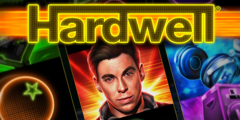 Stakelogic will reveal a music based slot game at ice 2018 dj hardwell rocks the dance floor and now the reels at ice 2018 altavistaventures Image collections