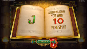 Book Of Cleopatra Free Spins
