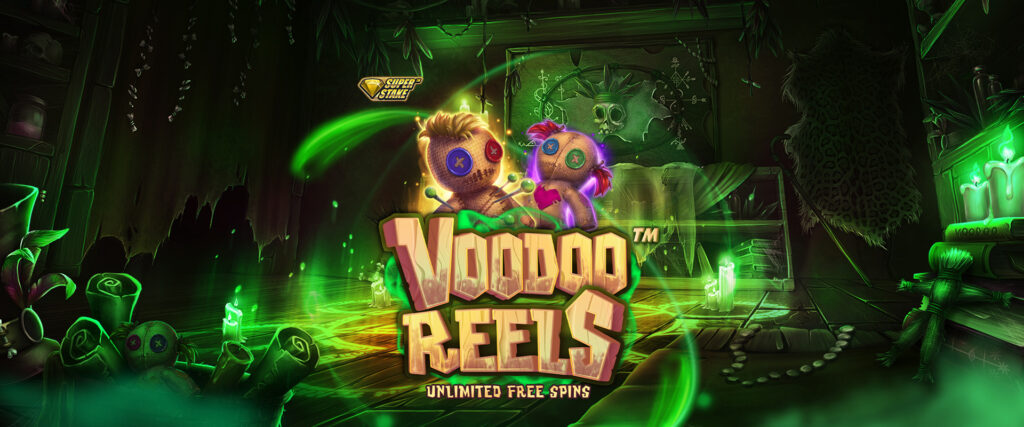 Summon Magic With Voodoo Reels™ Unlimited Free Spins From Stakelogic