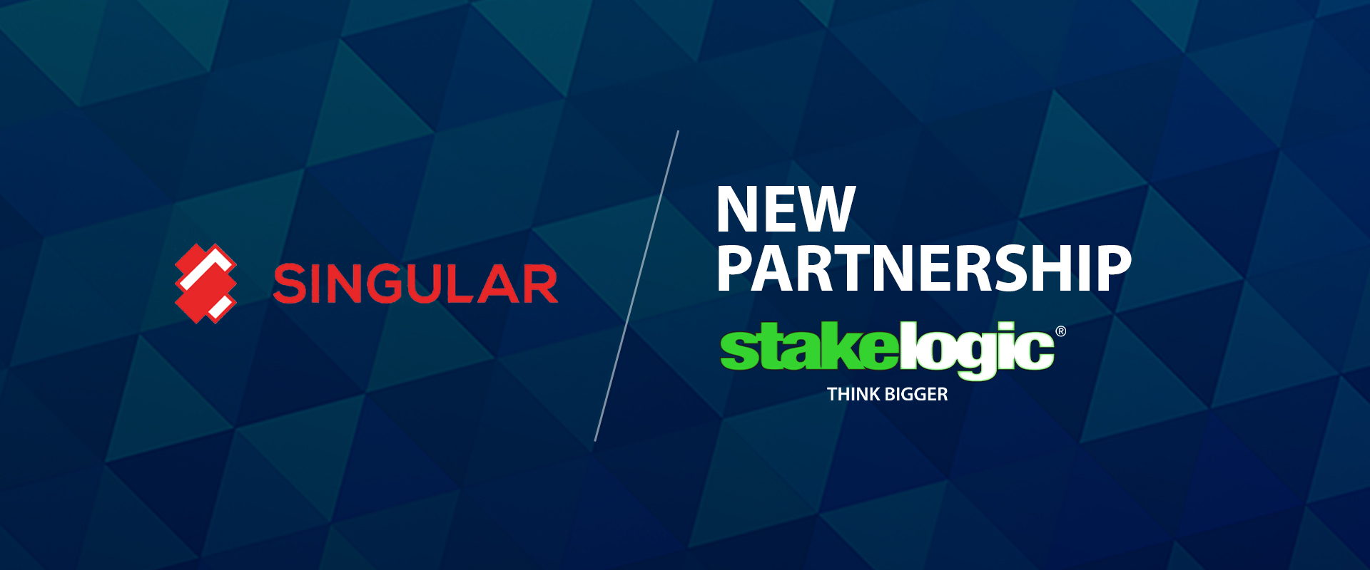 Stakelogic Joins Forces With Singular